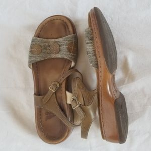 Dansko sling back Sandals size 38/8